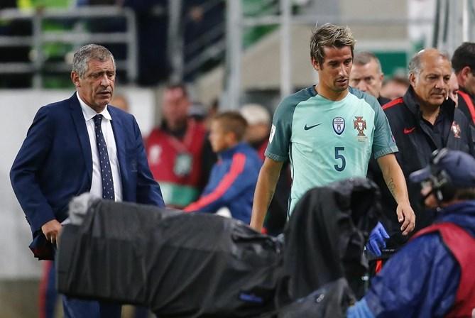 Fábio Coentrão diz que não irá à Copa por problemas físicos — Portugal