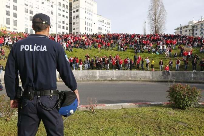 PSP vai ter mais poder de fogo contra a ameaça terrorista