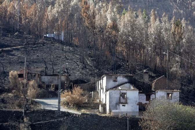 Poderá ter sido encontrada 112ª vítima mortal de incêndios de 2017