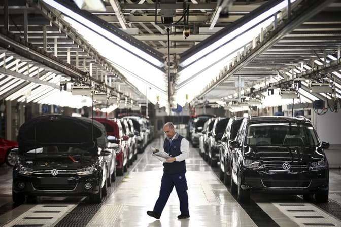 Autoeuropa aumenta produção dos T-Roc até setembro