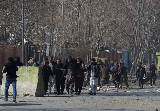 Novo atentado em Cabul faz pelo menos 40 mortos