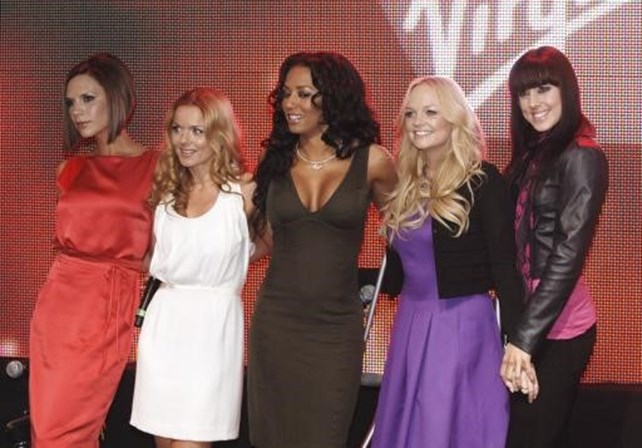Spice Girls estão estudando 'oportunidades de fazer coisas juntas'