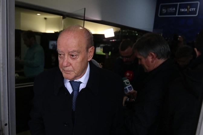 Manuel Serrão. Vitória do Porto na Luz