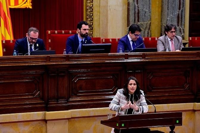 Juiz manda prender candidato à presidência da Catalunha