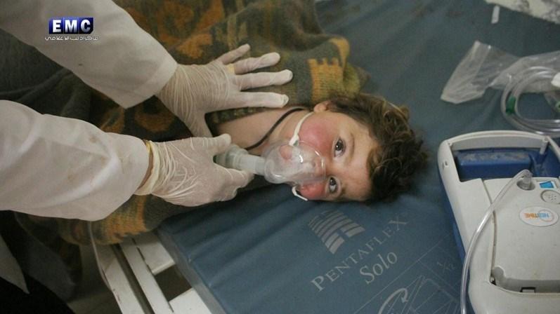 Rússia chama ataque químico na Síria de 'notícia falsa'