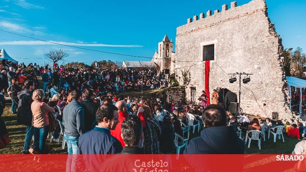 O Castelo Mágico quer atrair 70 mil visitantes ao centro do país. - Revista Sábado