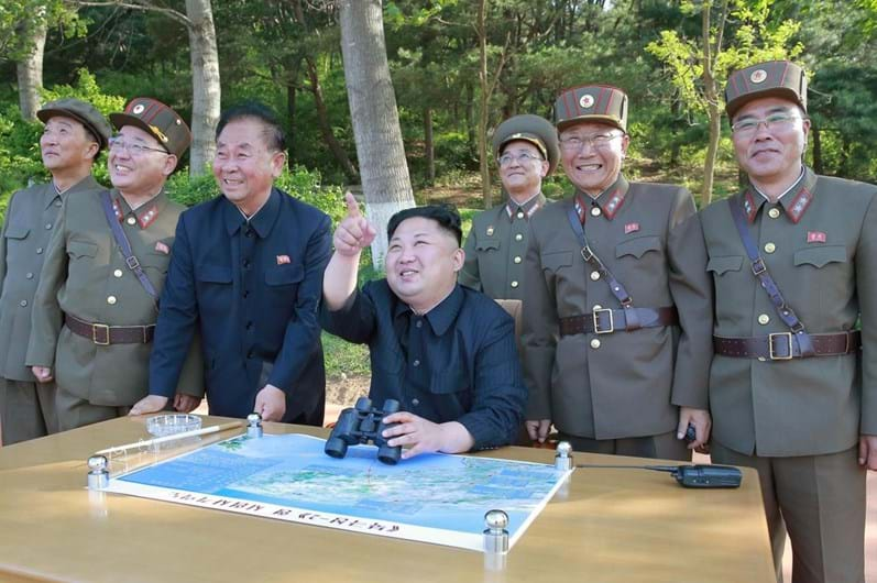 Coreia do Norte lança novo míssil