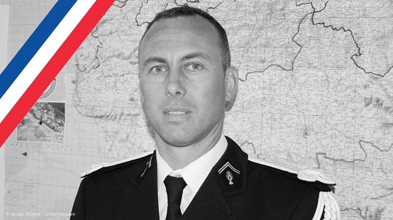 1038d4d63f Morreu o polícia-herói no ataque terrorista em França - Europa - SÁBADO