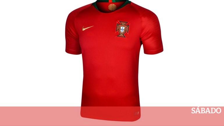bf00095146 Está disposto a pagar 140 euros pela camisola da selecção nacional  -  Futebol - SÁBADO