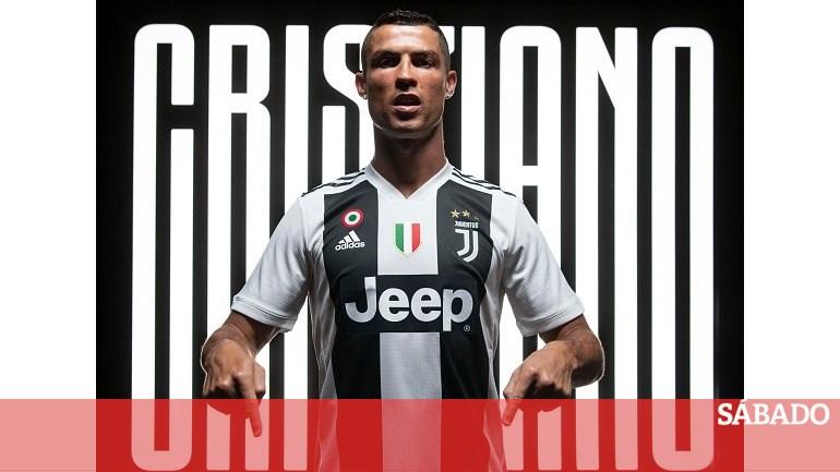 Ronaldo dá retorno de 340 milhões de euros à Juventus - Desporto - SÁBADO f360facb54c7f
