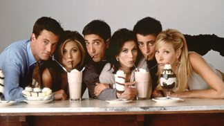 Friends regressa com