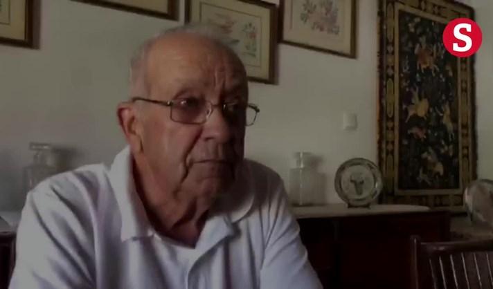 Francisco Silvestre viajou no Niassa rumo a Angola em 1961