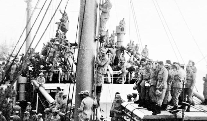 Os testemunhos dos primeiros soldados enviados por Salazar