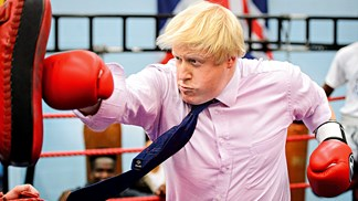 Johnson Vs Corbyn: o combate dos impopulares